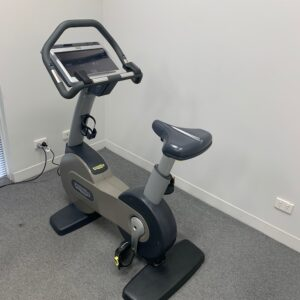 Technogym VisoWeb Excite700 Upright Bike