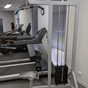 Pin Loaded Lat Pulldown